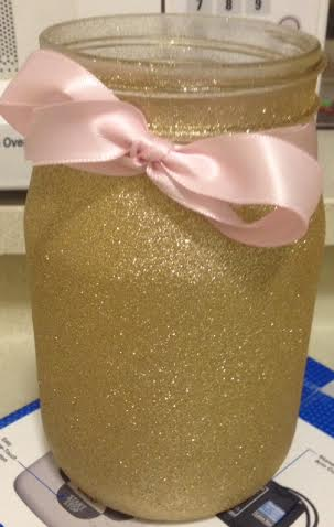 Bridal Shower Decorations Pink Sparkly