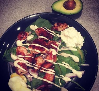 bbq-chicken-salad