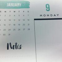 Get Organized: Planner
